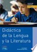 Did  ctica de la lengua y la literatura para primaria