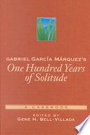 One Hundred Years Of Solitude Pdf/ePub eBook