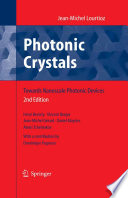 Photonic Crystals : crystals and their optical properties, while...