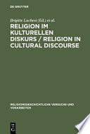 Religion im kulturellen Diskurs