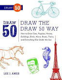 Draw the Draw 50 Way
