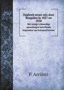 download ebook dagboek eener reis door bengalen in 1837 en 1838 pdf epub