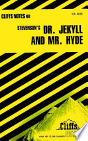 CliffsNotes on Stevenson s Dr  Jekyll and Mr  Hyde