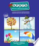 Spots For Math Teacher S Edition Grade 1 Volume 2 book