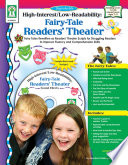 Fairy Tale Readers   Theater  Ages 7   12