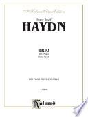 Trio in G Major  HOB  XV 15