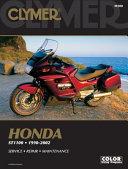 Honda ST1100 1990 2002