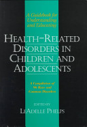 Health related Disorders in Children and Adolescents