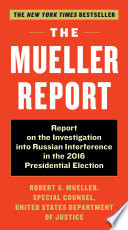 Book The Mueller Report