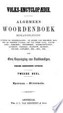 Volks-encyclopædie
