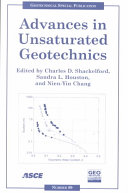 Advances in Unsaturated Geotechnics