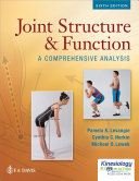 Joint Structure and Function: A Comprehensive Analysis