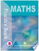 Maths Practice Book with Mental Mathematics Book 8