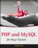 download ebook php and mysql 24-hour trainer pdf epub