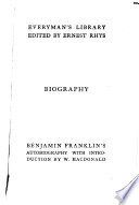 Memoirs of the life   writings of Benjamin Franklin