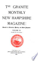 The Granite Monthly Book PDF