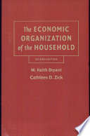 The Economic Organization Of The Household book