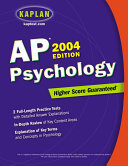 AP Psychology 2004 Book PDF