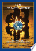 As If The Earth Matters  Recommitting to Environmental Education