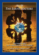 download ebook as if the earth matters, recommitting to environmental education pdf epub
