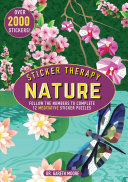 Sticker Therapy Nature