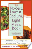 The No Salt  Lowest Sodium Light Meals Book