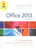 Exploring Microsoft Office 2013  Vol  1   Myitlab with Pearson Etext    Access Card   Office 365 Home Premium Academic    180 Day Trial Access Card Pa