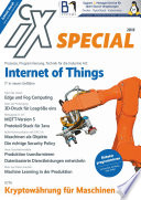 iX Special 2018 - Industrial Internet of Things