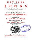 Het boek van den profeet Jonas verklaardt ...
