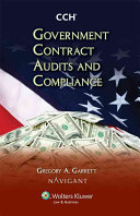 Government Contract Audits and Compliance