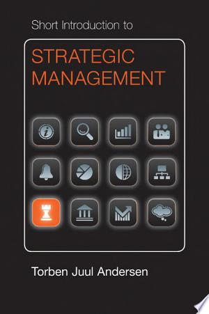 Short Introduction to Strategic Management - ISBN:9781107031364