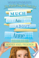 Much Ado About Anne Book PDF