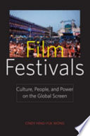 Film Festivals Festivals As Quintessential Constellations Of