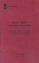 Ships  Code and Decode Book