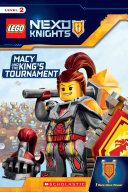 Macy and the King s Tournament  Lego Nexo Knights  Reader