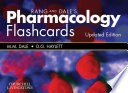 Rang   Dale s Pharmacology Flash Cards Updated Edition