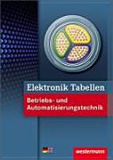 Elektronik Tabellen Betriebs  und Automatisierungstechnik