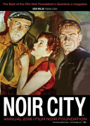 NOIR CITY Annual 9 Reviews Selected From The 2016 Issues Of