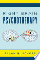 Right Brain Psychotherapy Norton Series On Interpersonal Neurobiology