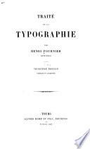Trait   de la typographie