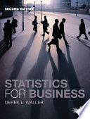 Statistics For Business 2nd Edition