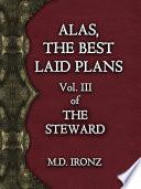 Alas  the Best Laid Plans Book PDF