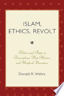 Islam  Ethics  Revolt