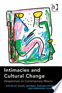 Intimacies and Cultural Change