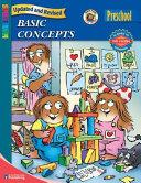 Spectrum Basic Concepts  Preschool
