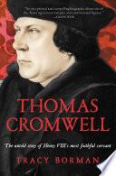 Thomas Cromwell Book PDF