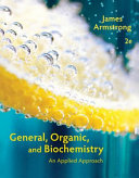 General  Organic  and Biochemistry  An Applied Approach