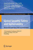 Global Security  Safety and Sustainability   The Security Challenges of the Connected World