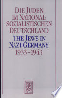Die Juden Im Nationalsozialistischen Deutschland