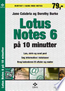Lotus Notes 6 p   10 minutter